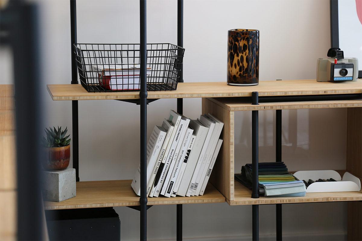 Bamboo - Shelf Detail 11